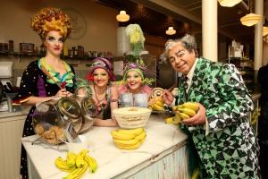 Banana Shpeel Pudding Party